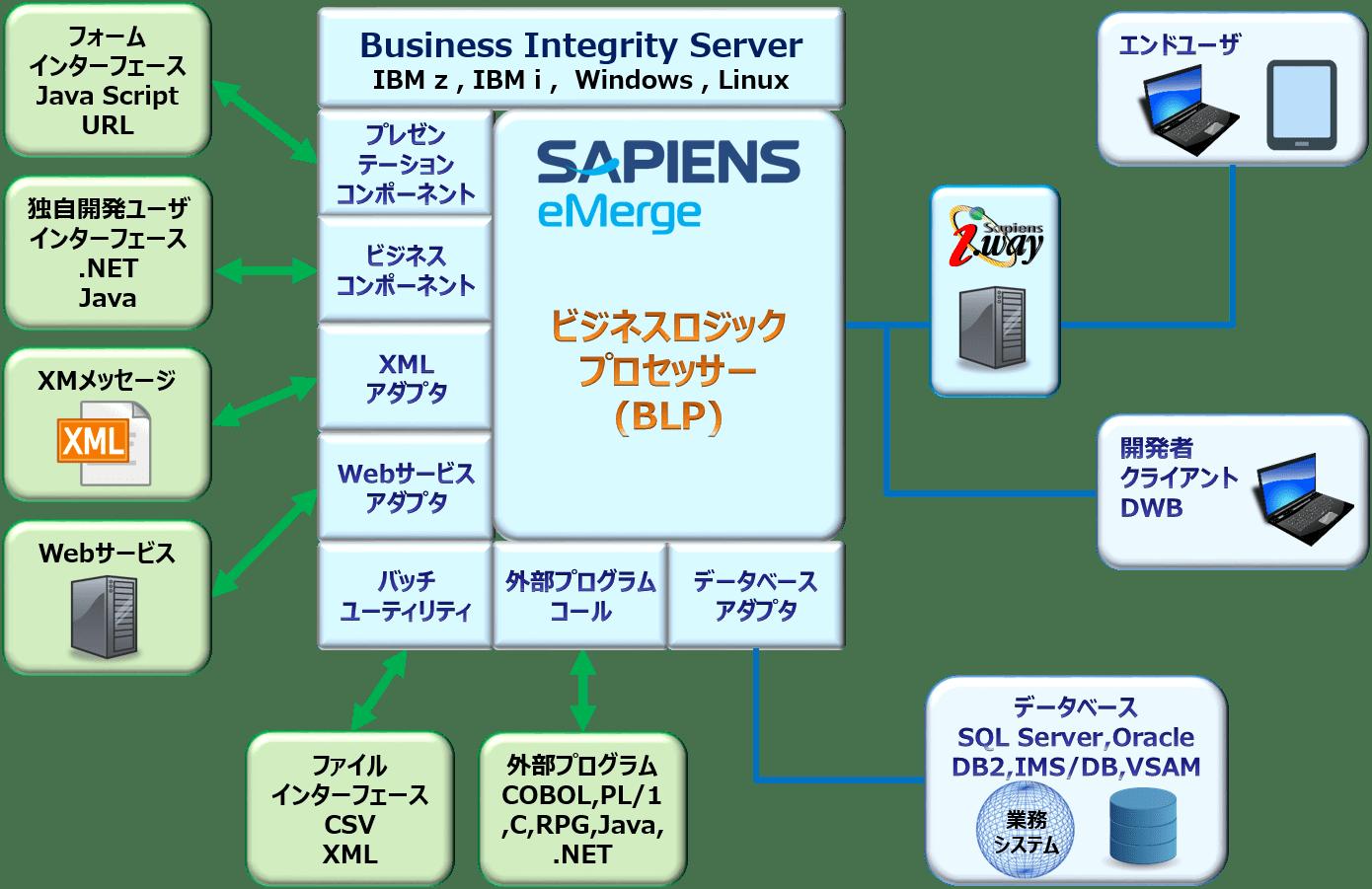 インターフェース|サピエンステクノロジー・ジャパン株式会社(公式 ...